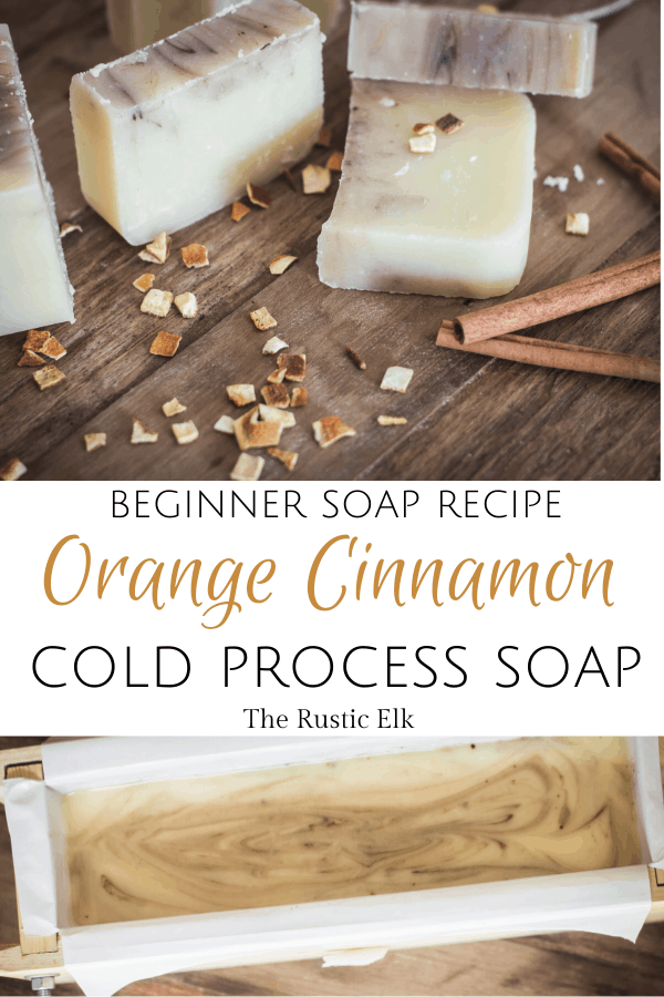 Photo of cold process soap.