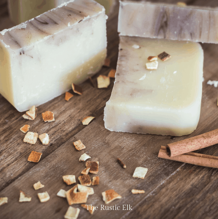 Learn how to make cold process soap.
