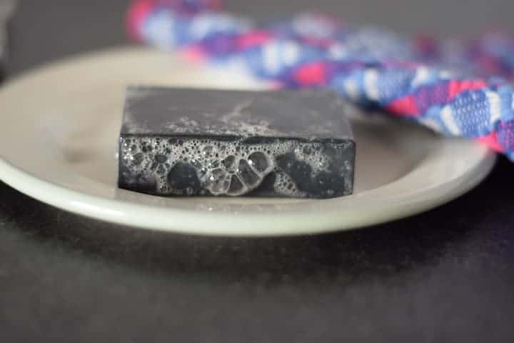 Clay and Charcoal Soap Recipe